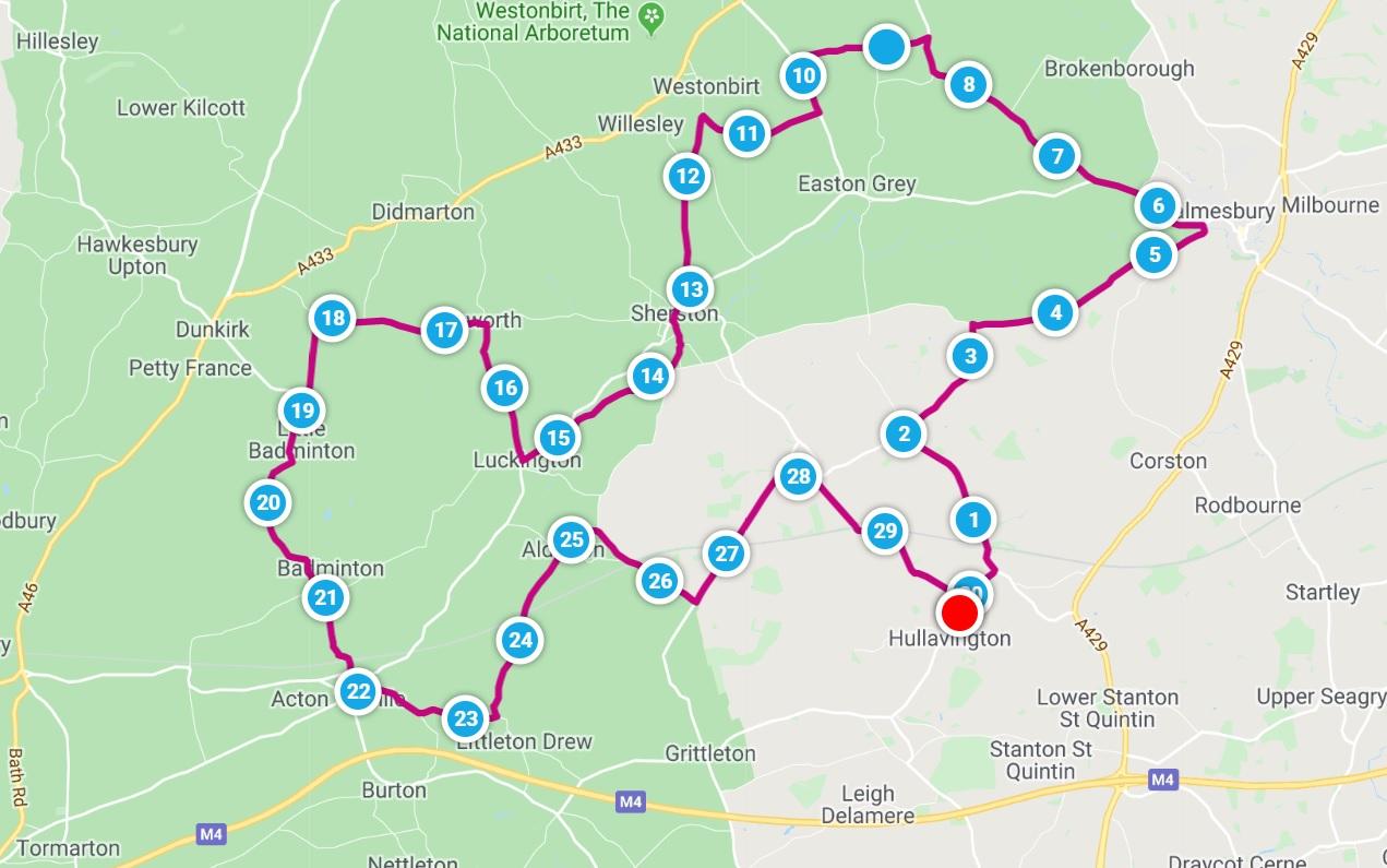 Cake Chase Map_map